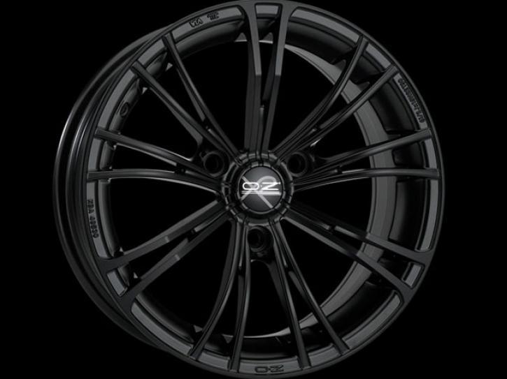 ALUMINIUMFELGEN OZ Design black smart 451