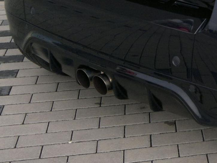 SPORTAUSPUFF SMART 451 CS Turbo