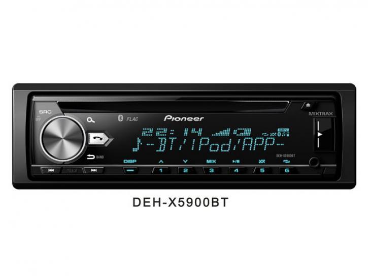 PIONEER DEH X5900 Bluetooth