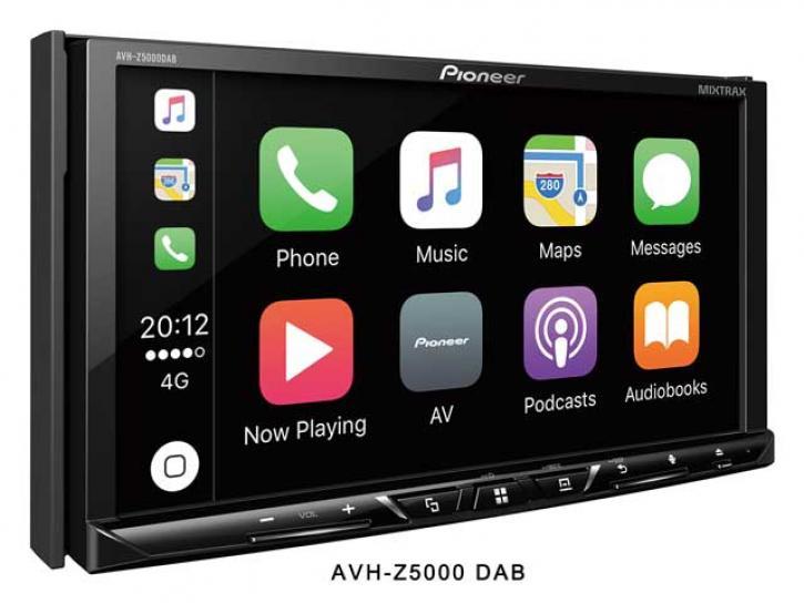 PIONEER AVH-Z 5000 DAB