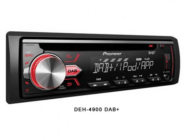 PIONEER DEH 4900 DAB+