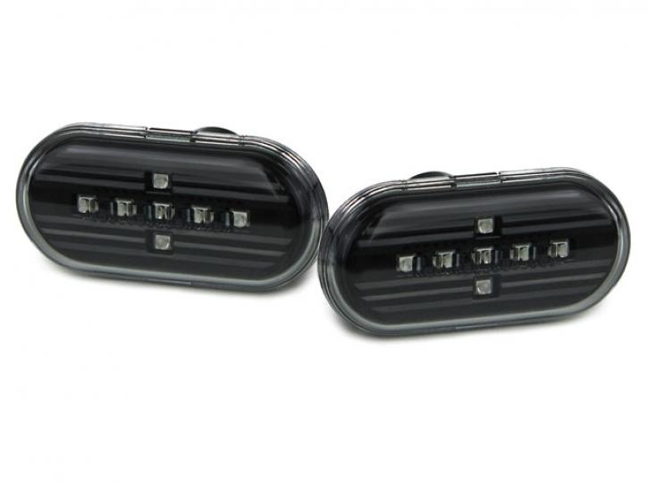 SEITENBLINKER LED black smart 453