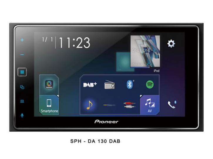 PIONEER SPH-DA130 DAB