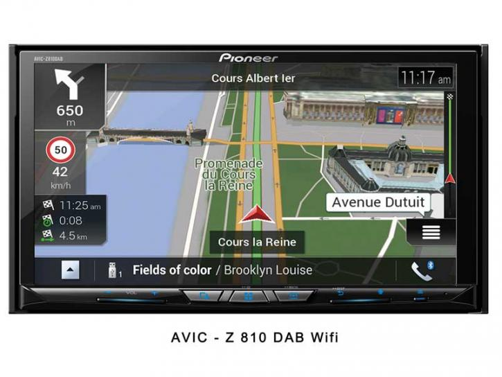 PIONEER AVIC-Z 810 DAB Wifi