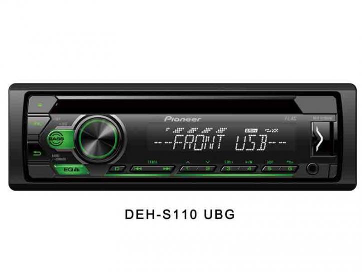 PIONEER DEH-S110 UBG