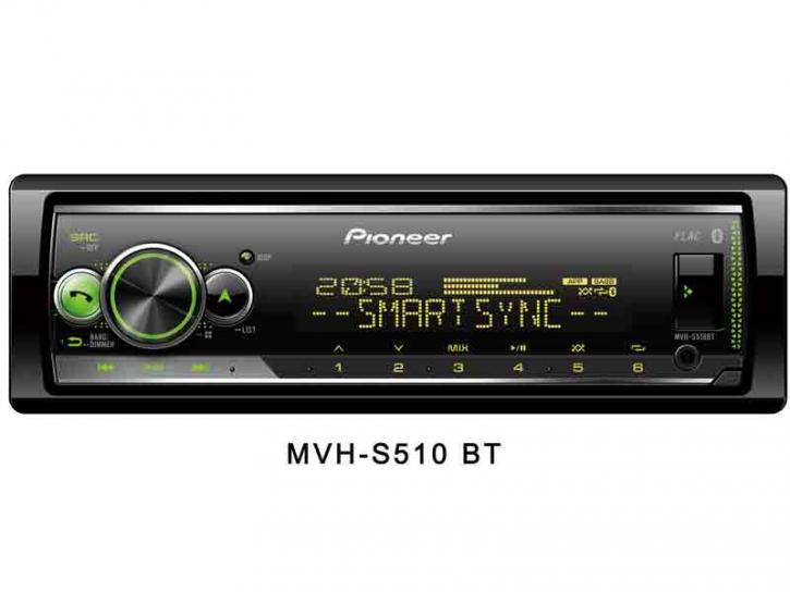PIONEER MVH-S510 BT