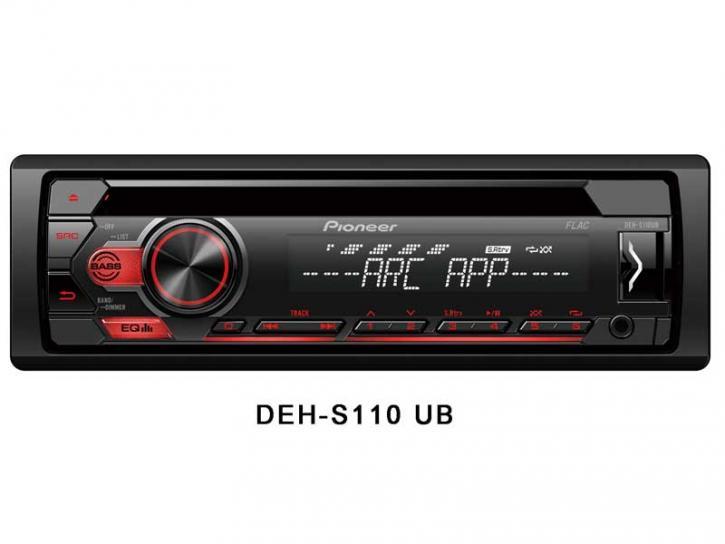 PIONEER DEH-S110 UB