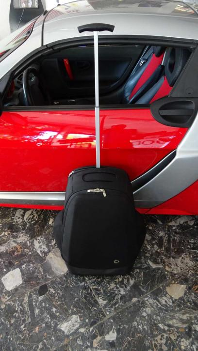 SMART ROADSTER Trolley Rucksack