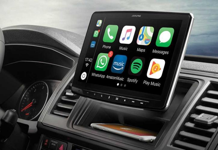 ALPINE iLX-F903 VW T5 + T6