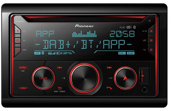 PIONEER FH-S820 DAB