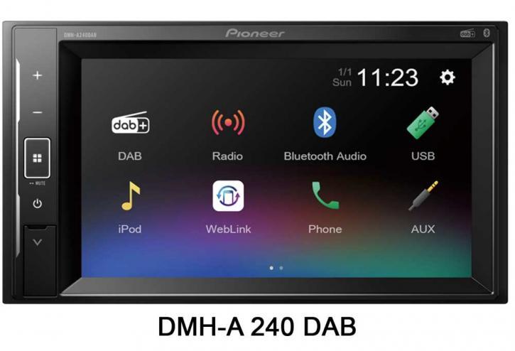 PIONEER DMH-A 240 DAB