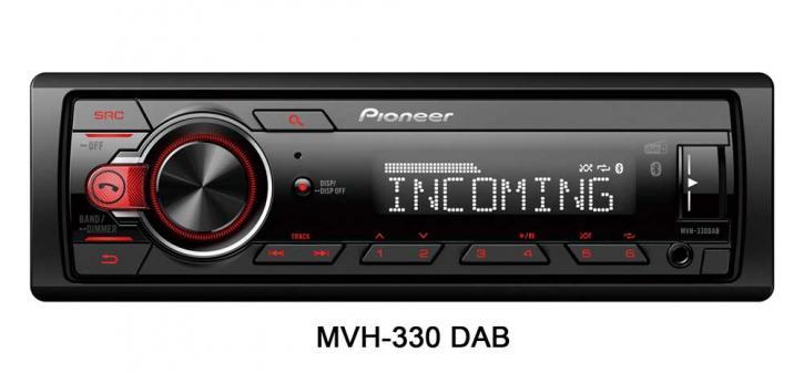 PIONEER MVH-330 DAB