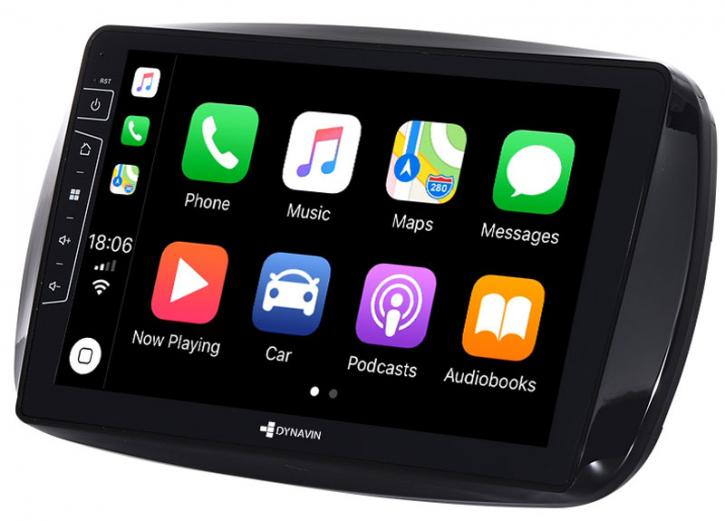 Dynavin 9 Zoll Navigation smart 453
