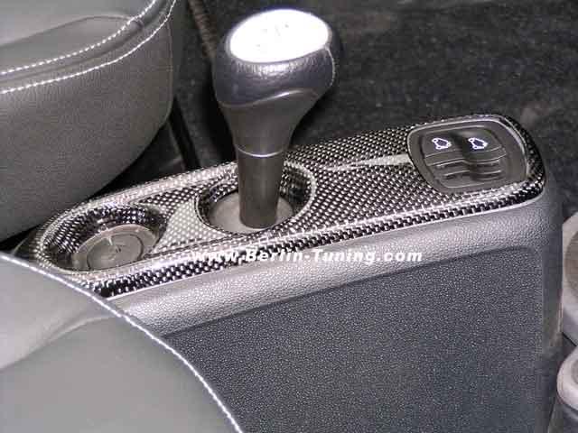 Carbonparts glänzend 451