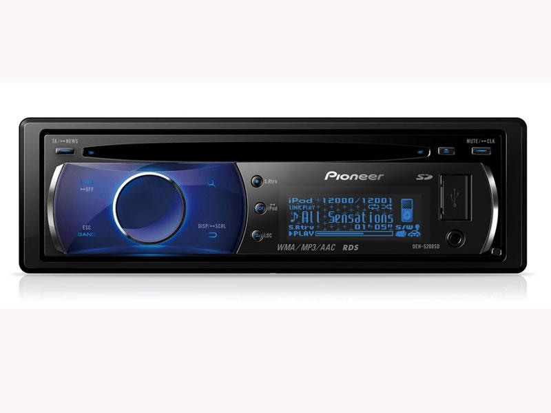 Pioneer CD Tuner