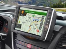 Wohnmobil Navigation