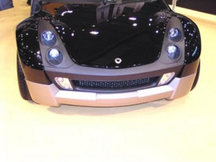 Frontschürze + Heckschürze Lorinser Roadster