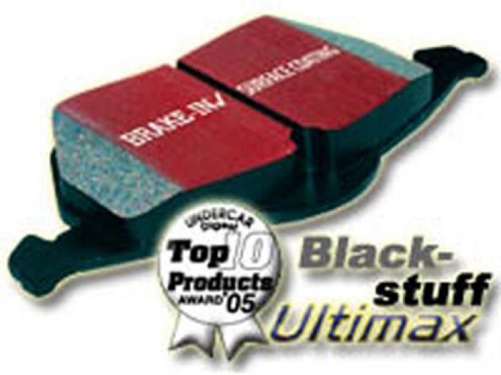 Sportbremsklötze - Blackstuff smart