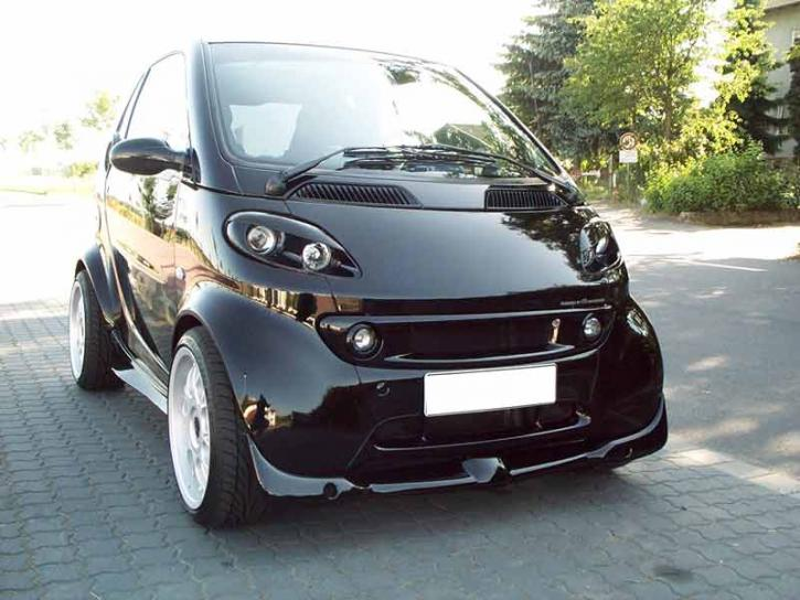 Doppelscheinwerfer -smart Coupe 450