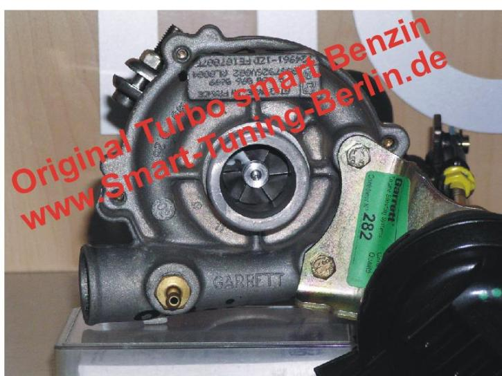 Turbolader smart 450 Benzin 0,7 Liter