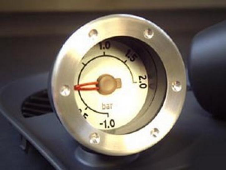 Alu-Ringe f. Zusatzinstr. Roadster m. Bohrung