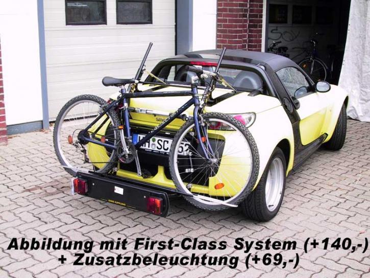 FAHRRAD TRÄGER KIT smart Roadster