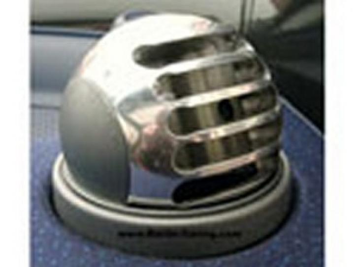 Alu - Lüftungskugeln Typ 1 smart 450