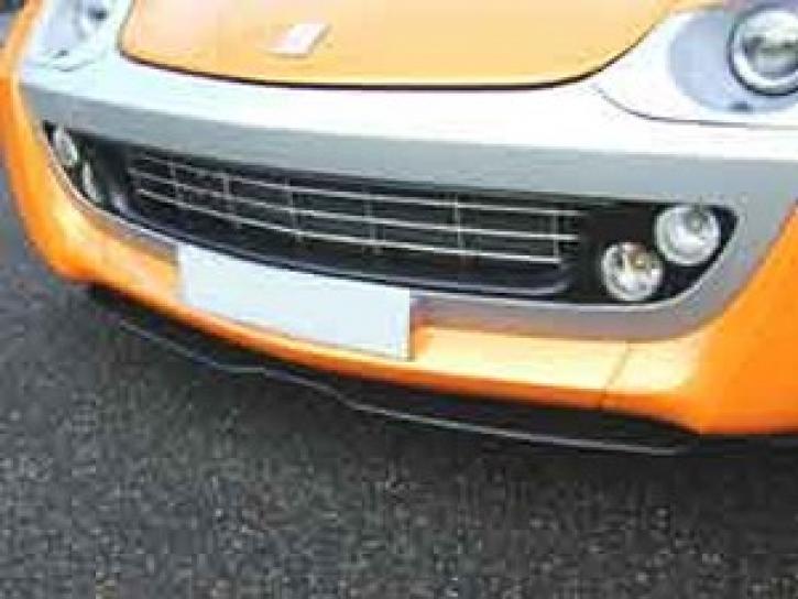 Aluminium Frontgrill Roadster silber