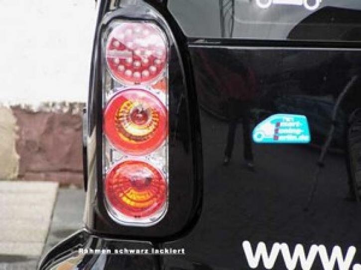 LED Rückleuchten smart Coupe