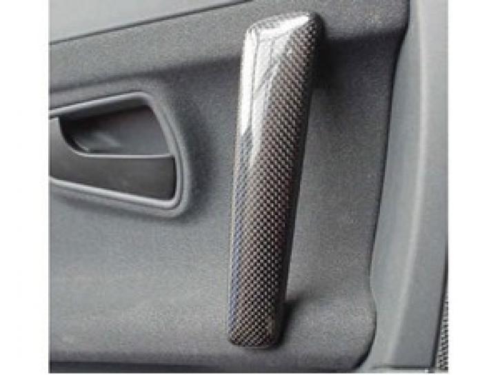 Carbon Türgriffkappen innen Roadster schwarz