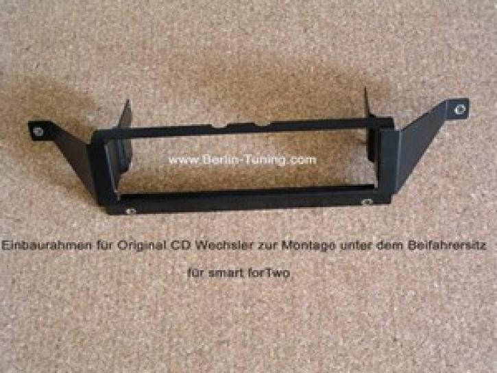CD Wechsler-Einbaurahmen