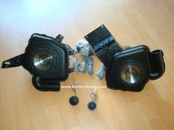 Sound-System Front smart 450 Typ 1