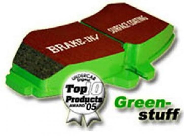 Sportbremsklötze - Green Stuff smart for Four