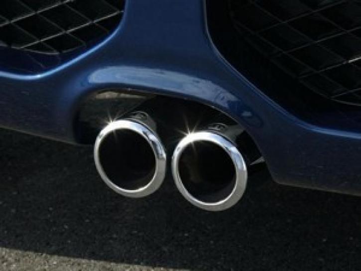 Brabus Auspuffanlage Roadster