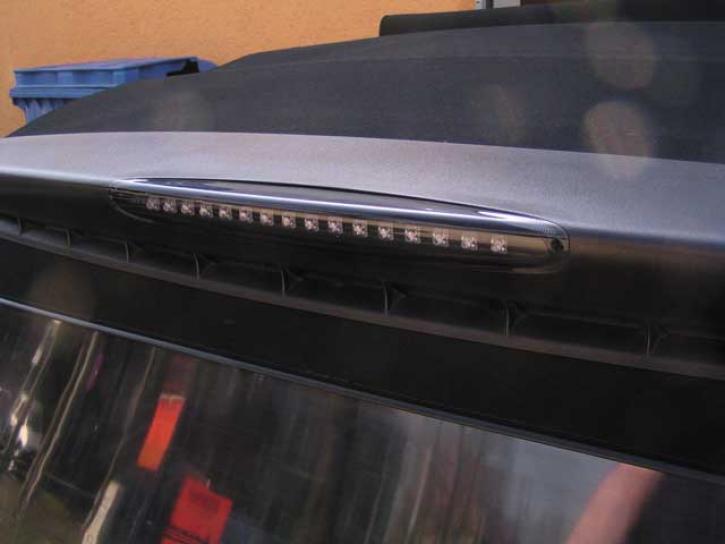 LED BREMSLEUCHTE smart 450 schwarz