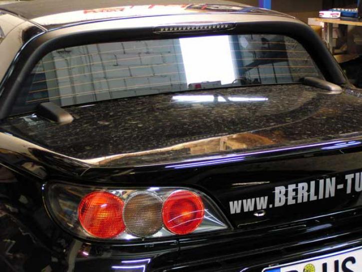 LED BREMSLEUCHTE Roadster Cabrio schwarz