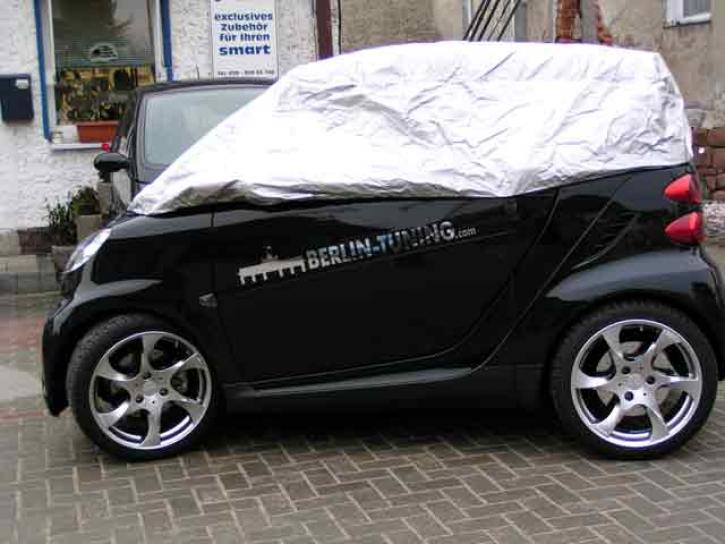 CAR COVER SMART 451 mini