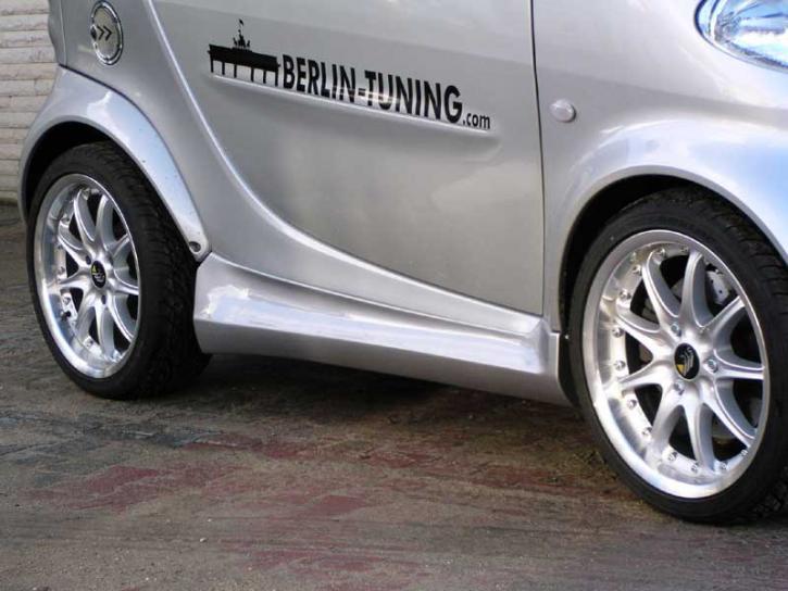 SEITENSCHWELLER Lorinser smart 450 Coupe