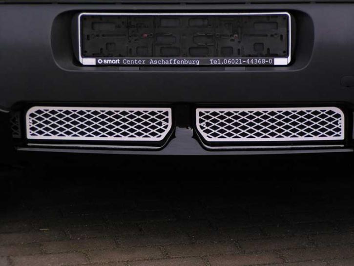 Alu-Heckblende Roadster 2