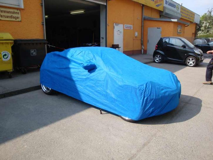 CAR COVER INDOOR smart Roadster