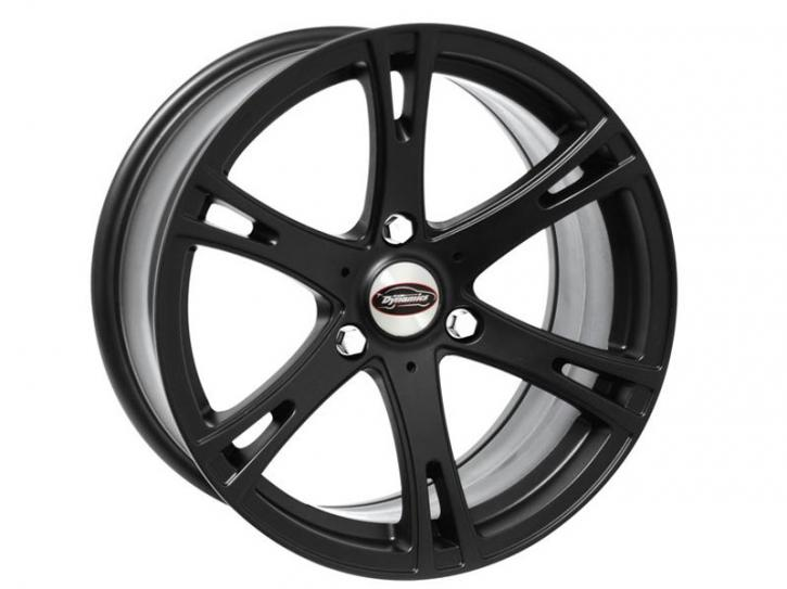 WINTERRÄDER  SMARTIE 451 black matt