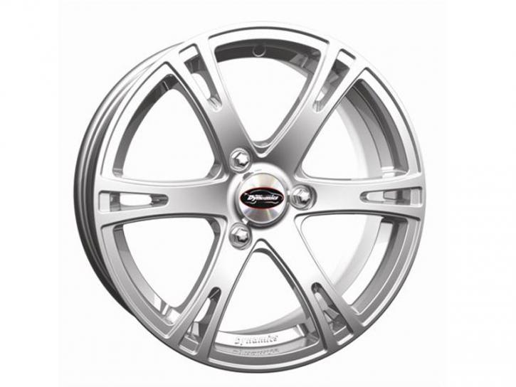 ALUFELGEN SMARTIE 452 Roadster silver