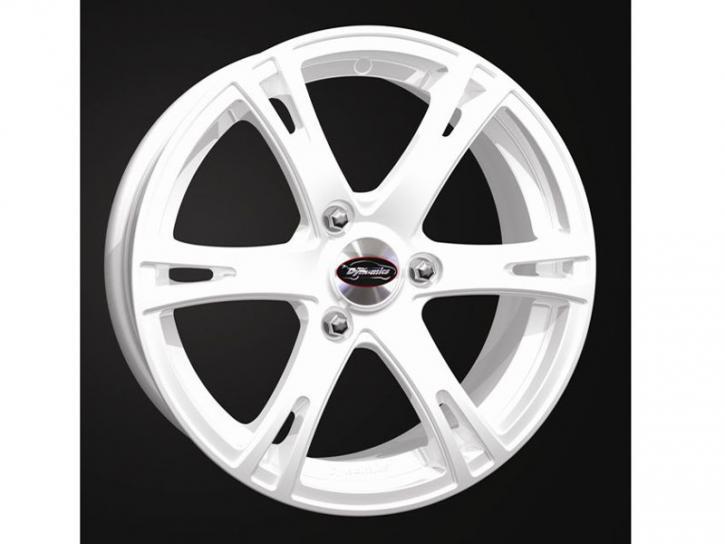 ALUFELGEN SMARTIE 452 Roadster white