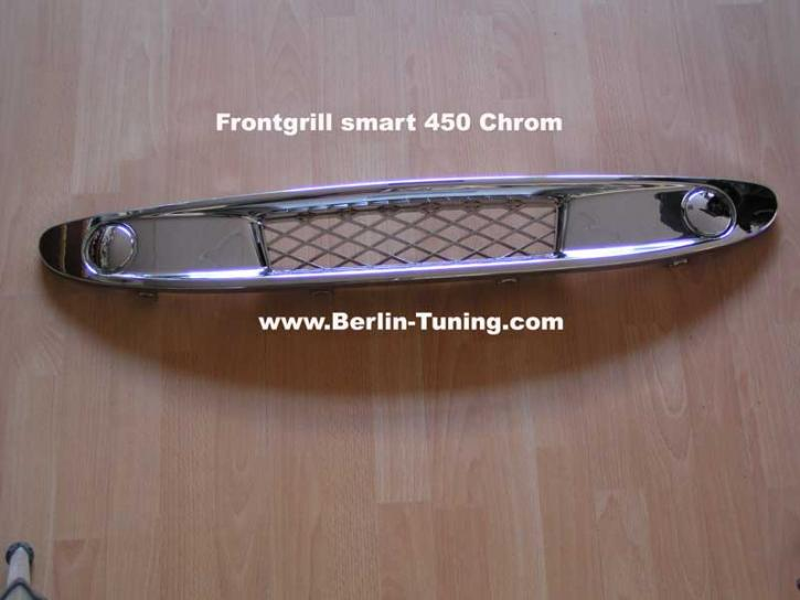 FRONTGRILL RACE smart 450 Chrom Cabrio