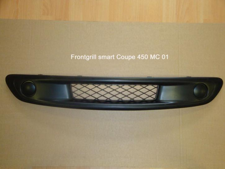 FRONTGRILL RACE smart 450 black Coupe