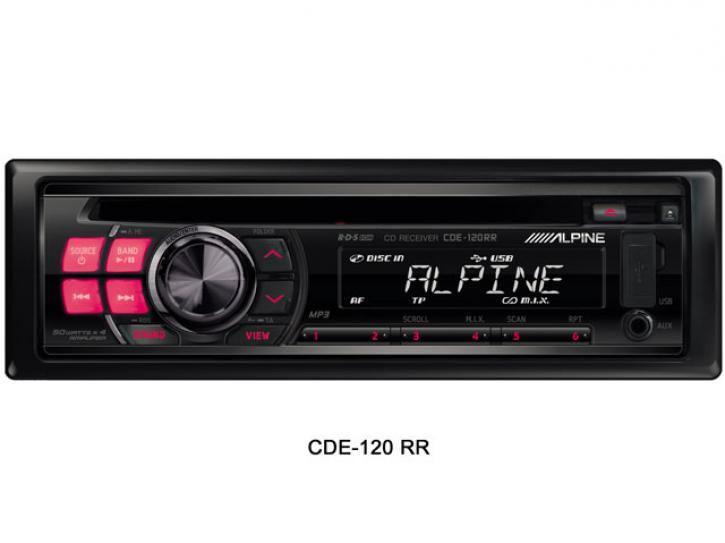 ALPINE CDE 120 RR