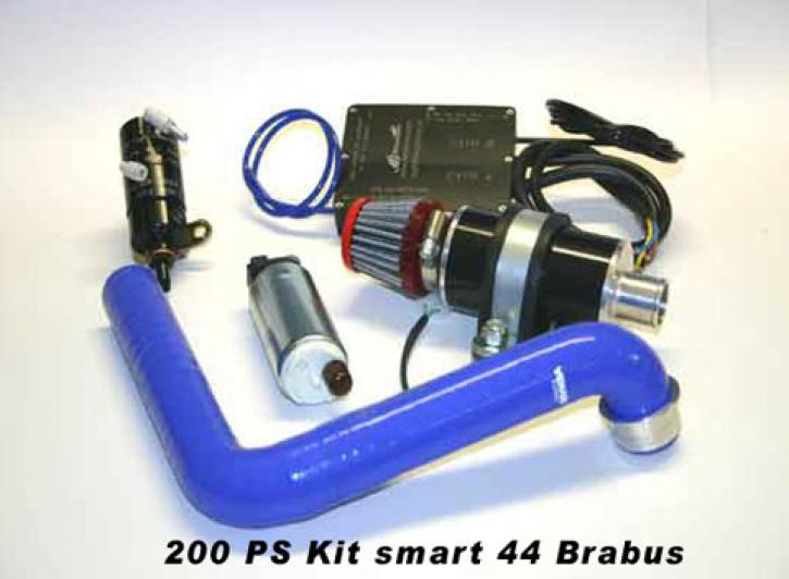 200 PS KIT SMART 44 Brabus