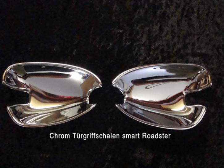 Tuergriffschalen CHROM  Roadster