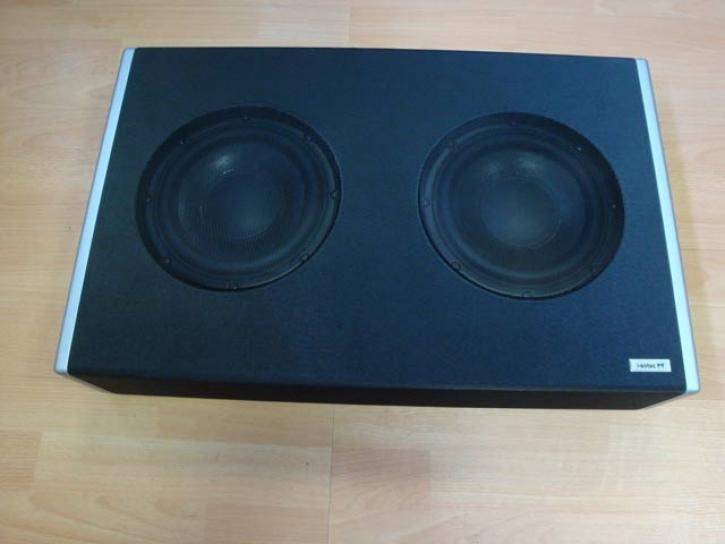 ISOSUB Twin Sub 2 X 20 cm