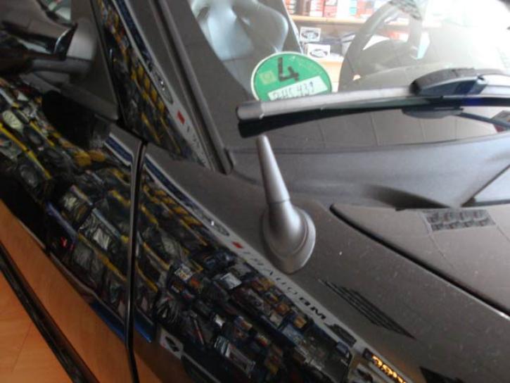GUMMIANTENNE smart Roadster 50mm
